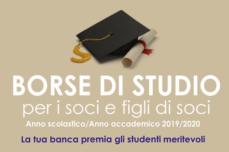 Banner Borse di studio